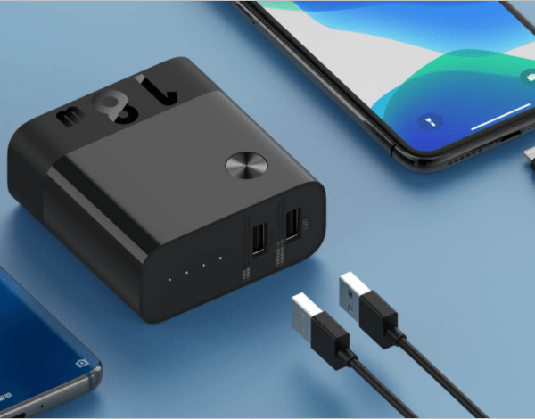 ZMI выпустила необычный зарядный гаджет 2-в-1 (zmi dual mode charger power bank eto odnovremenno adapter i blok pitaniya po czene 19 dollarov 5fc341f86ff07)