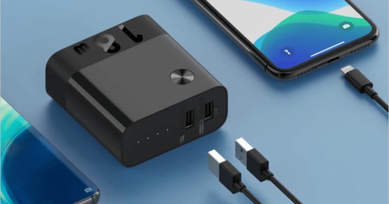 ZMI выпустила необычный зарядный гаджет 2-в-1 (zmi dual mode charger power bank eto odnovremenno adapter i blok pitaniya po czene 19 dollarov 5fc341f86ff07)