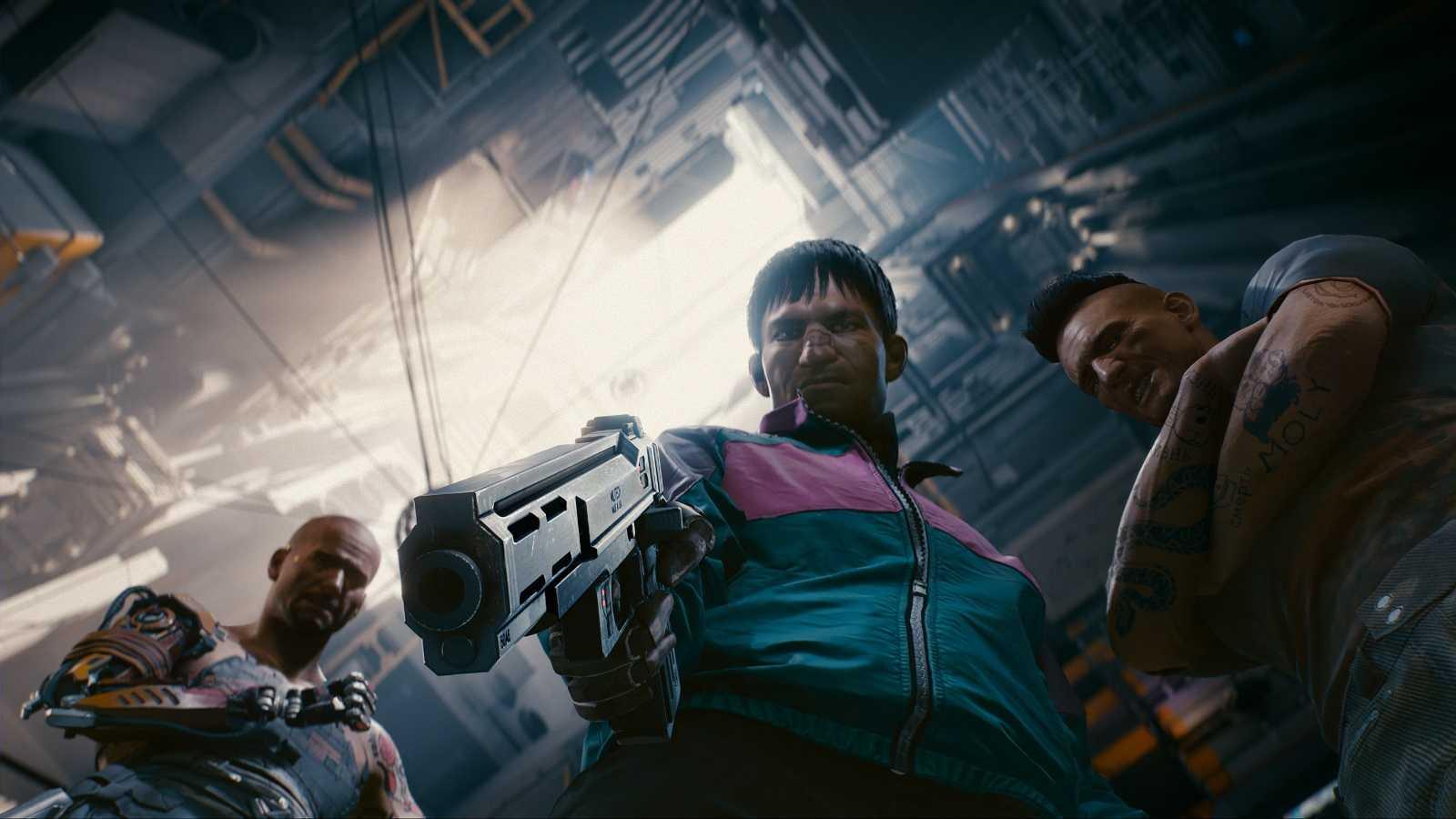 Cyberpunk 2077 решили удалить из PS Store из-за жалоб на баги и оптимизацию (04)