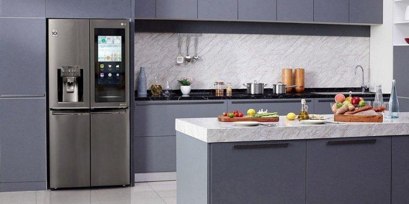 LG представит новые холодильники на CES 2021 (10 200120)