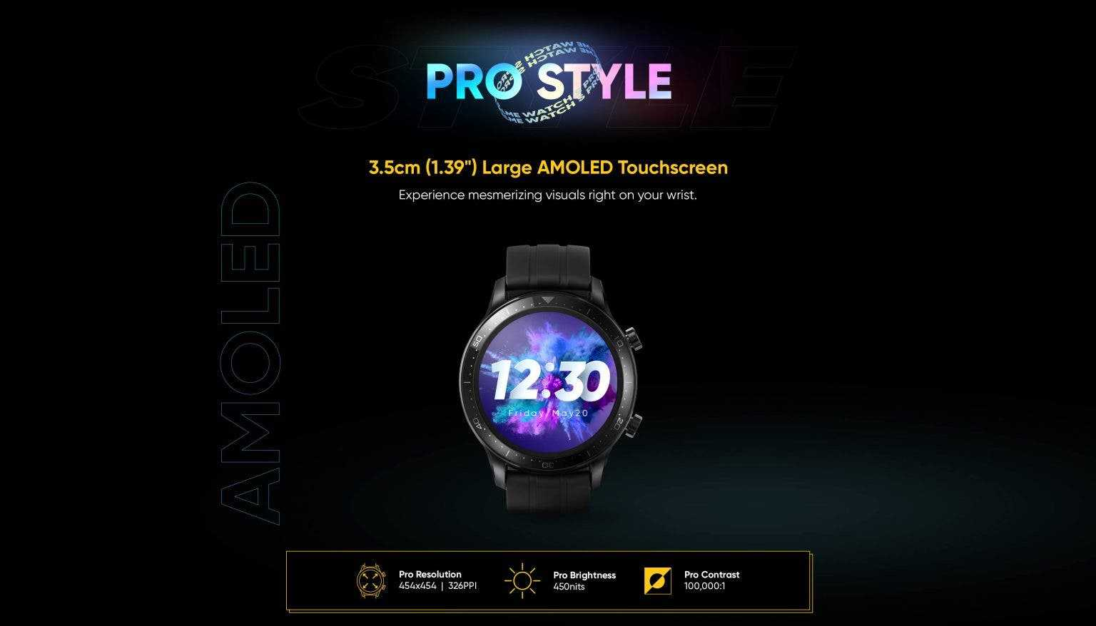 Раскрыты ключевые характеристики Realme Watch S Pro (1607682872713 1536x878 1)