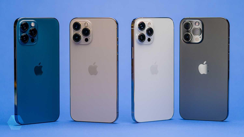 Samsung Galaxy S21+ впервые сравнили вживую с iPhone 12 Pro Max (1p41BeNS6wUV)