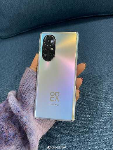 Huawei Nova 8 Pro позирует на живых фото (2 3)