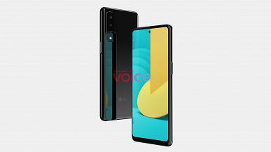 LG готовит к выпуску новый смартфон со стилусом. Вот его первые изображения (2 7)