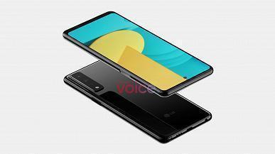 LG готовит к выпуску новый смартфон со стилусом. Вот его первые изображения (3 4)