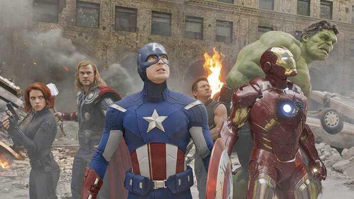 Disney анонсирует новые фильмы и сериалы Lucasfilm, Marvel и Pixar уже 10 декабря ()
