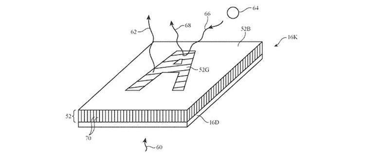 Apple запатентовала клавиатуру с дисплеем в каждой клавише (986985)