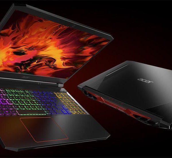 Игровой ноутбук Acer Nitro 5 с процессором Ryzen 5000 полностью рассекречен (Ace Nitro 5 AN515 44)