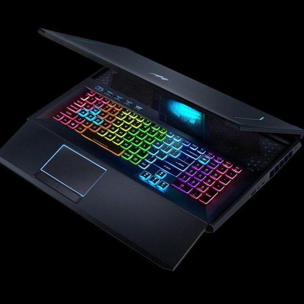 Acer представила новый игровой ноутбук Helios 700 (Acer Helios 700)
