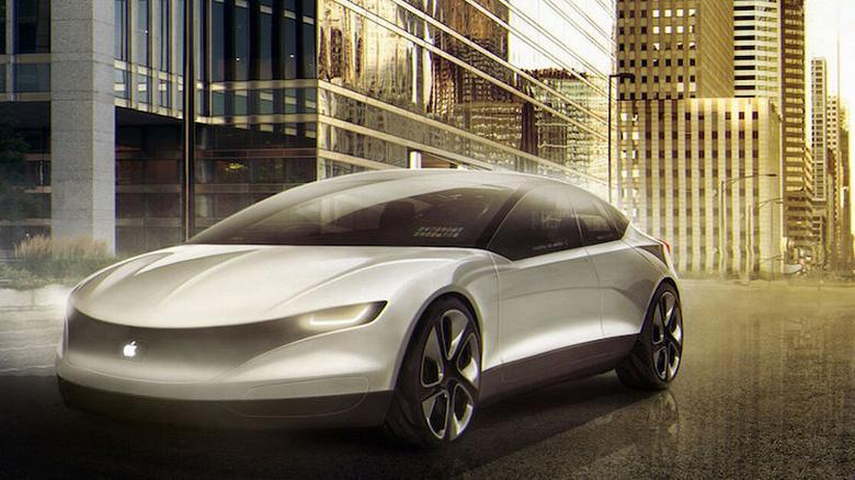 Apple Car не стоит ждать до 2028 года (Apple Car concept large large large)