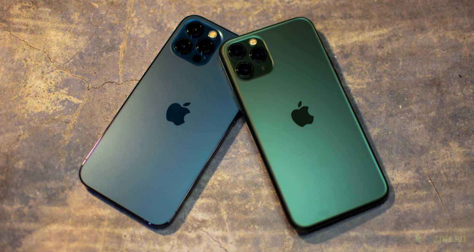 Обзор iPhone 12 Pro: мой любимый размер и цвет (Apple iPhone 12 Pro 53)