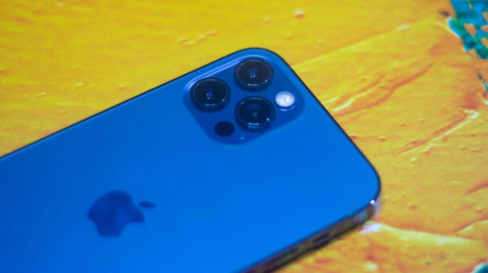 Обзор iPhone 12 Pro: мой любимый размер и цвет (Apple iPhone 12 Pro 68)