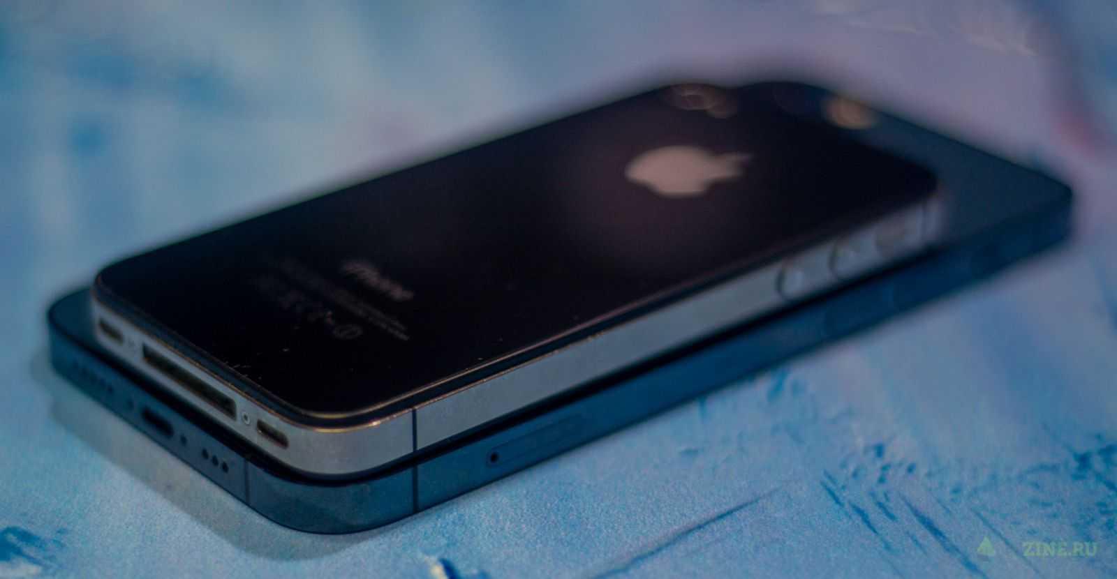 Не могу сравнить с iPhone 5, но зато есть iPhone 4S. Чувствуется преемственность и наследие?