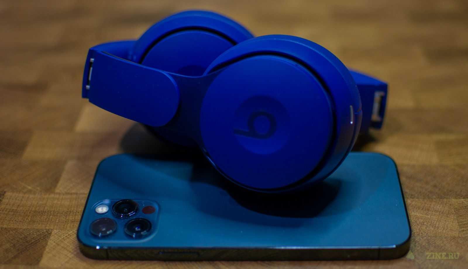 Обзор наушников Beats Solo Pro: забудь про шум (Beats Solo Pro47)