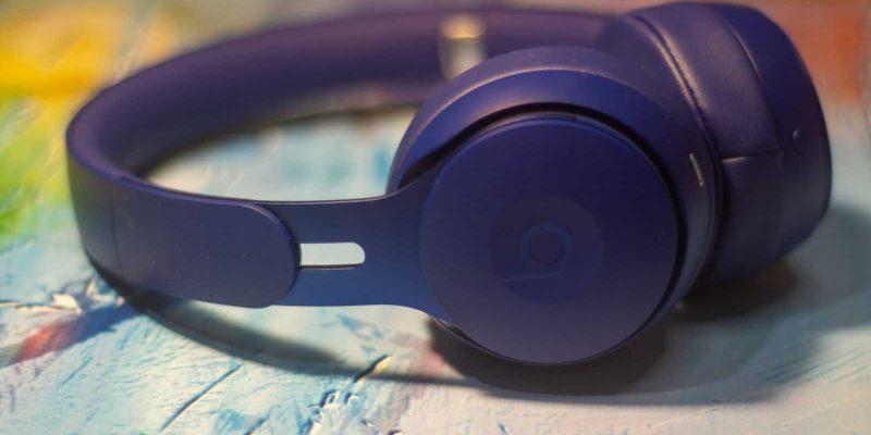 Обзор наушников Beats Solo Pro: забудь про шум (Beats Solo Pro55)