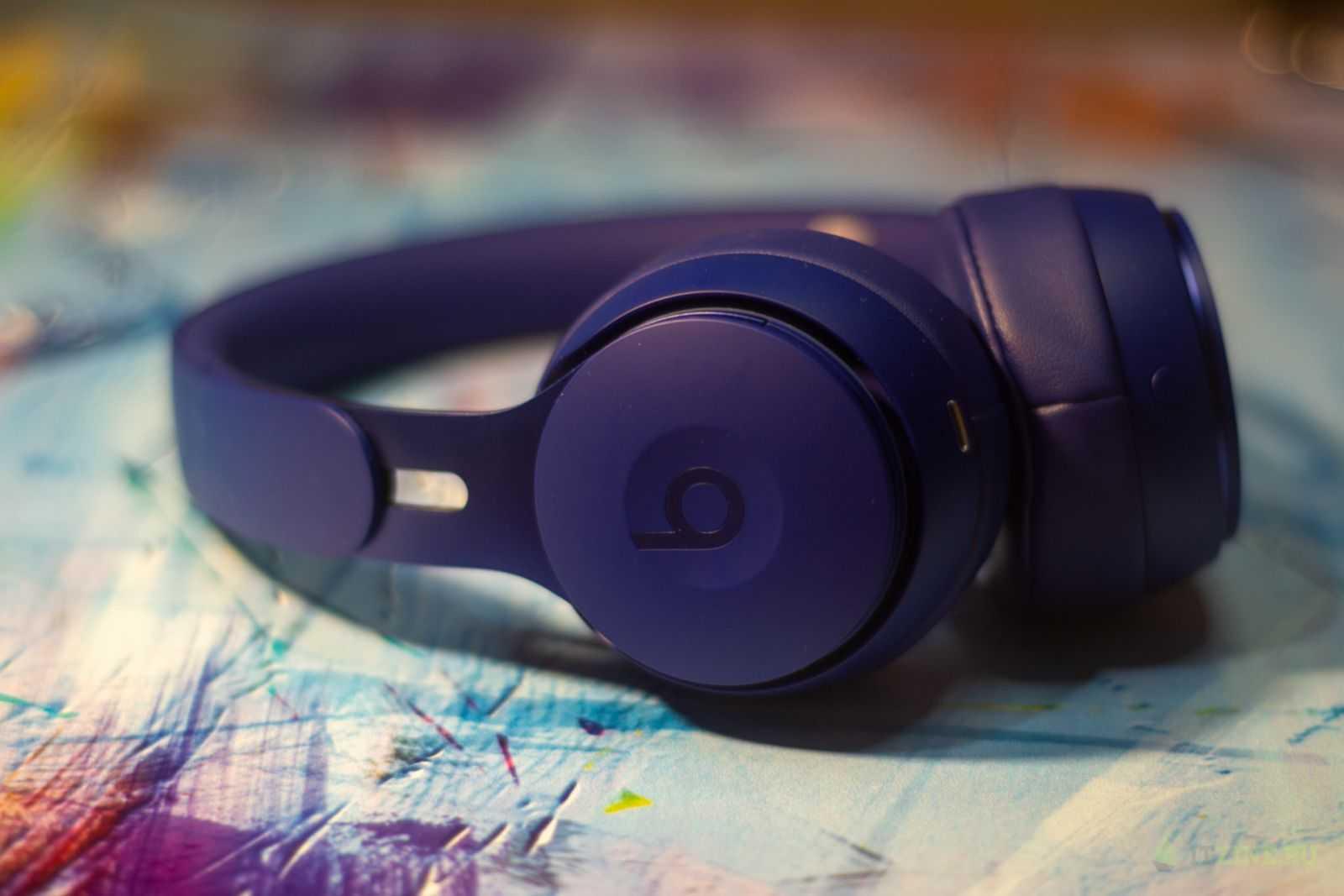 Обзор наушников Beats Solo Pro: забудь про шум (Beats Solo Pro56)