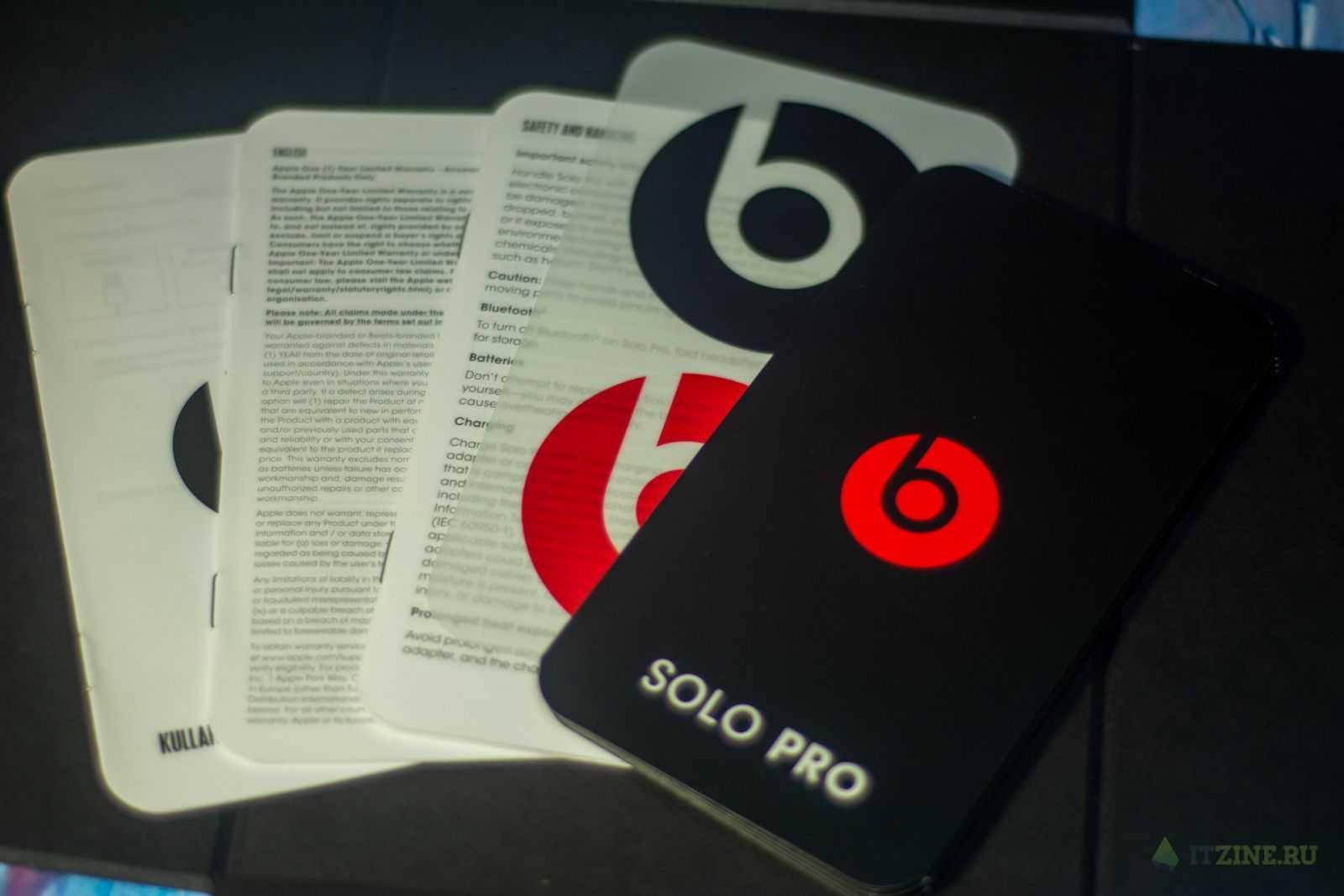 Обзор наушников Beats Solo Pro: забудь про шум (Beats Solo Pro61)