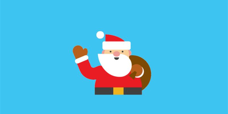 """Google запустила традиционный новогодний сайт с играми и """"радаром"""" Санта-Клауса (Bezymyannyj hd)"""