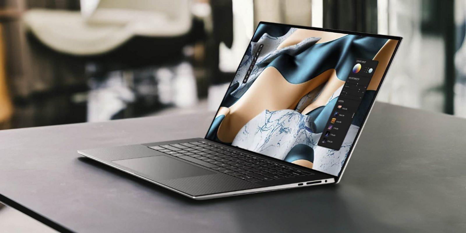 5 лучших ноутбуков 2020 года (DELL XPS 15 9500 1)