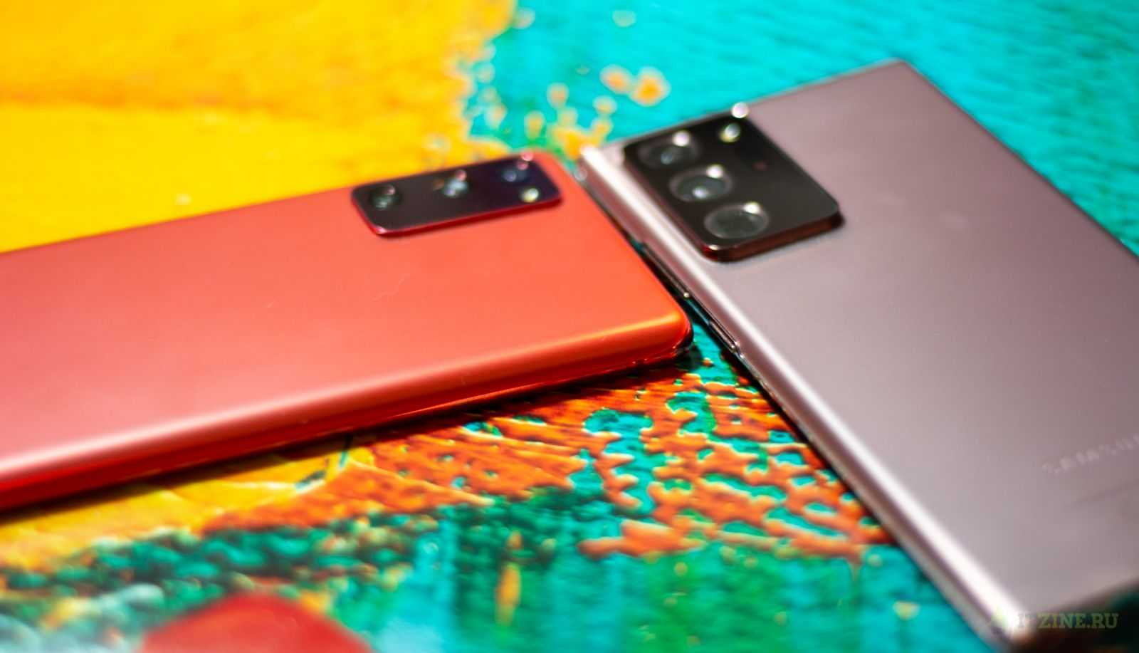 Обзор Samsung Galaxy S20 FE: недорогой, но флагман (DSC 9769)