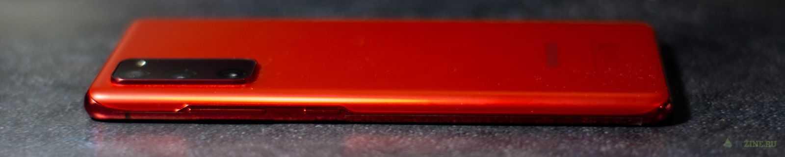Обзор Samsung Galaxy S20 FE: недорогой, но флагман (DSC 9781)