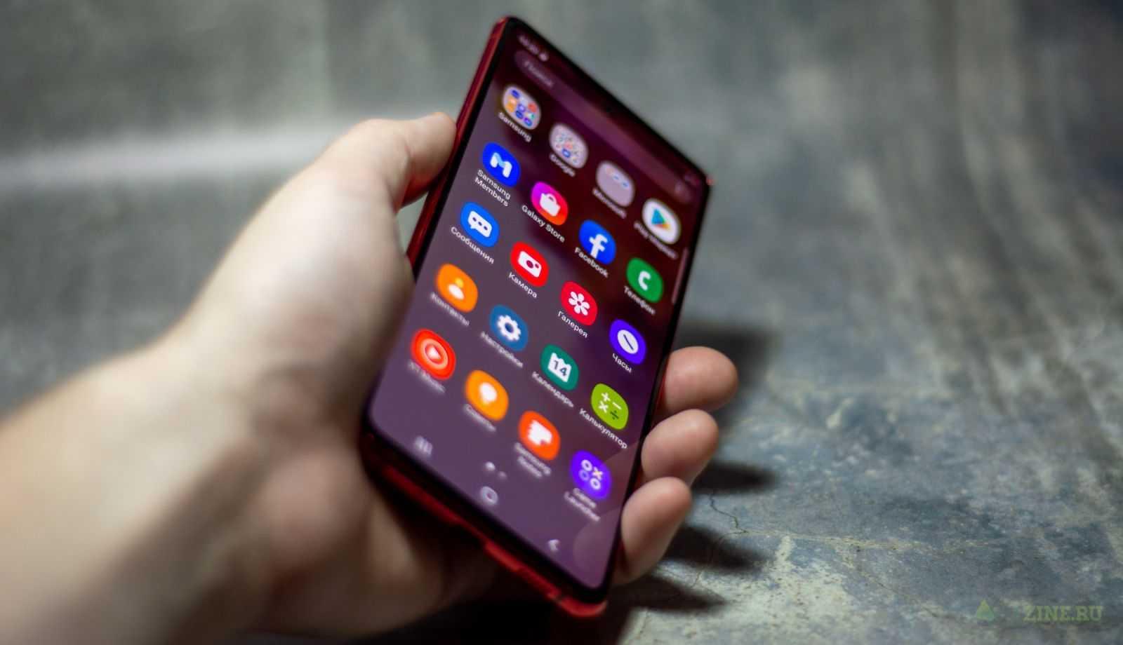 Обзор Samsung Galaxy S20 FE: недорогой, но флагман (DSC 9792)