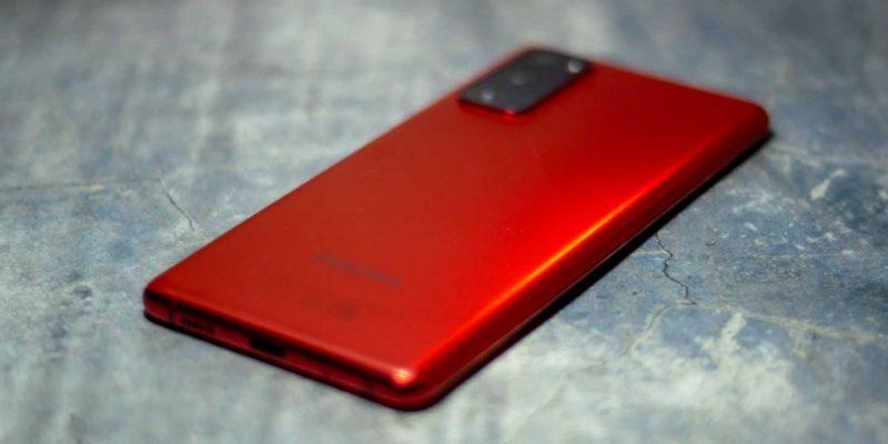 Обзор Samsung Galaxy S20 FE: недорогой, но флагман (DSC 9797)
