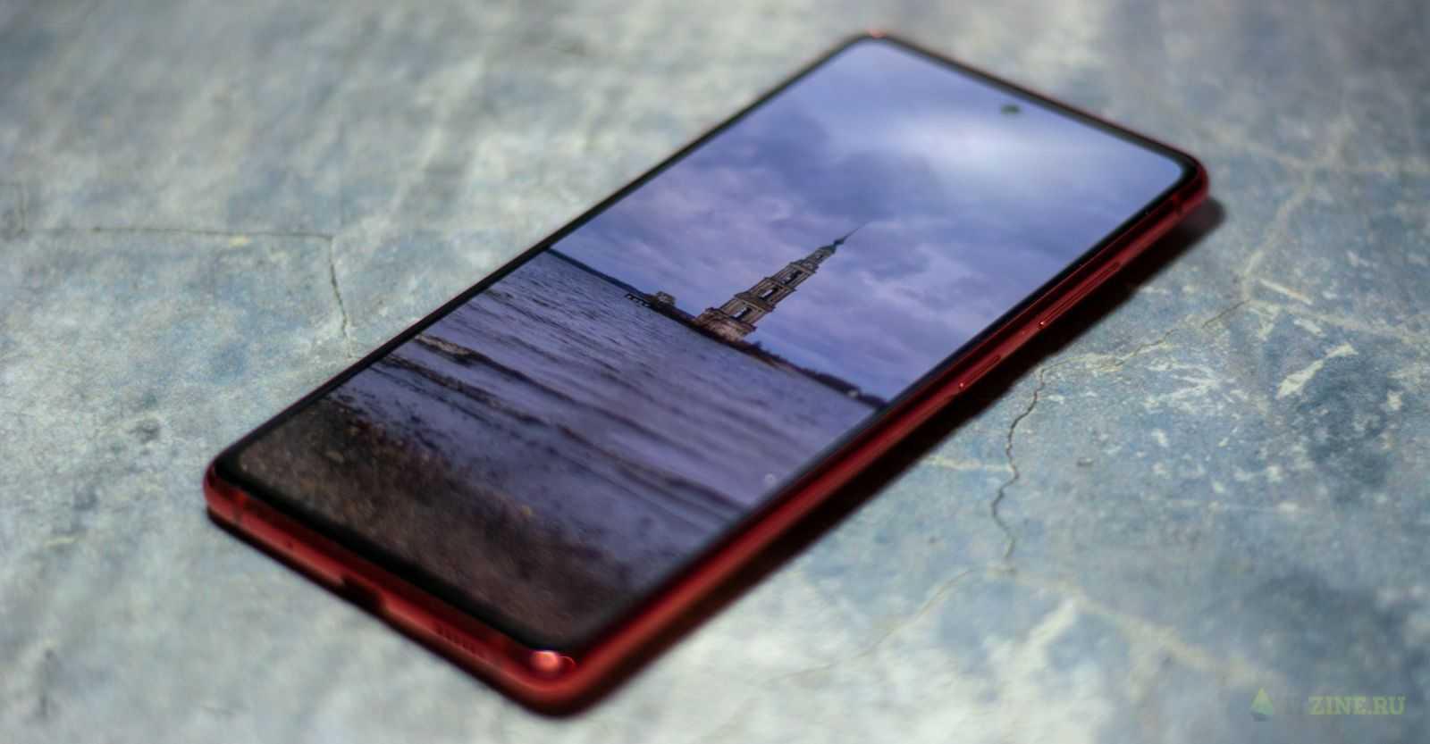 Обзор Samsung Galaxy S20 FE: недорогой, но флагман (DSC 9799)