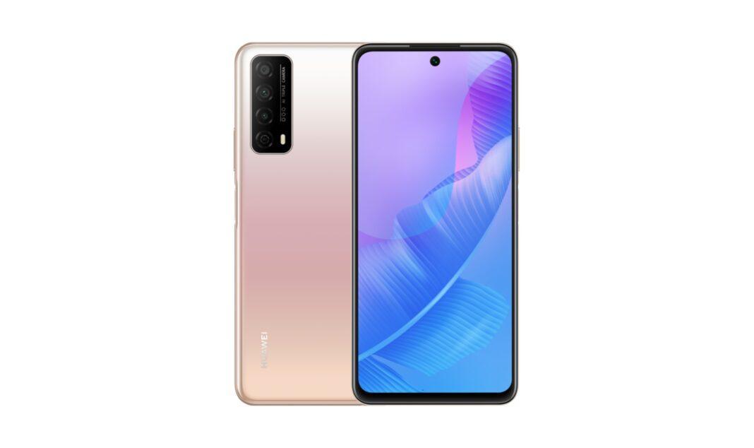 Huawei представила недорогой 4G-смартфон Huawei Enjoy 20 SE (HUAWEI Enjoy 20 SE Dawn and Gold 1068x634 1)