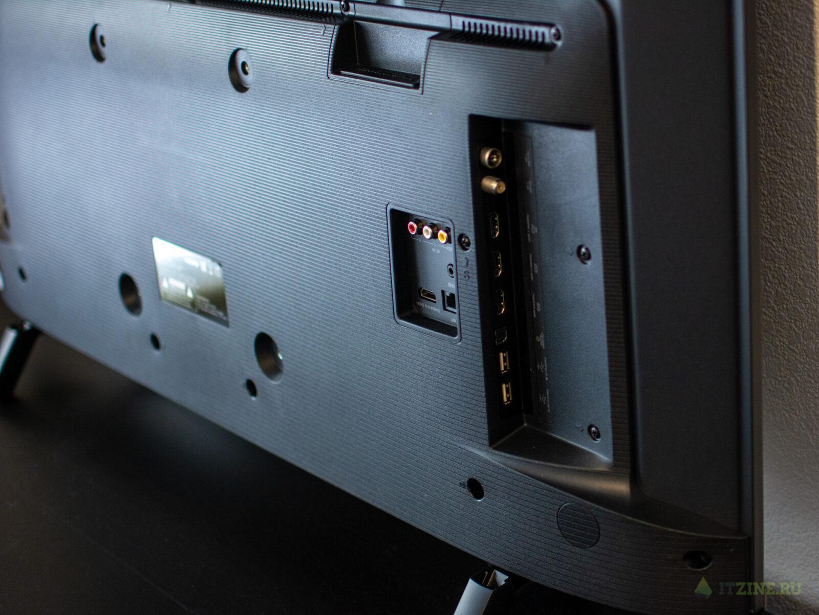"""Обзор телевизора Hisense A7500F 43"""". Выгодная покупка (Hisense TV 08)"""