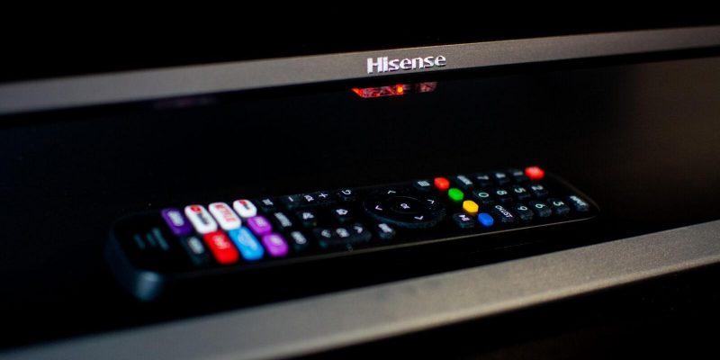 """Обзор телевизора Hisense A7500F 43"""". Выгодная покупка (Hisense TV 18)"""