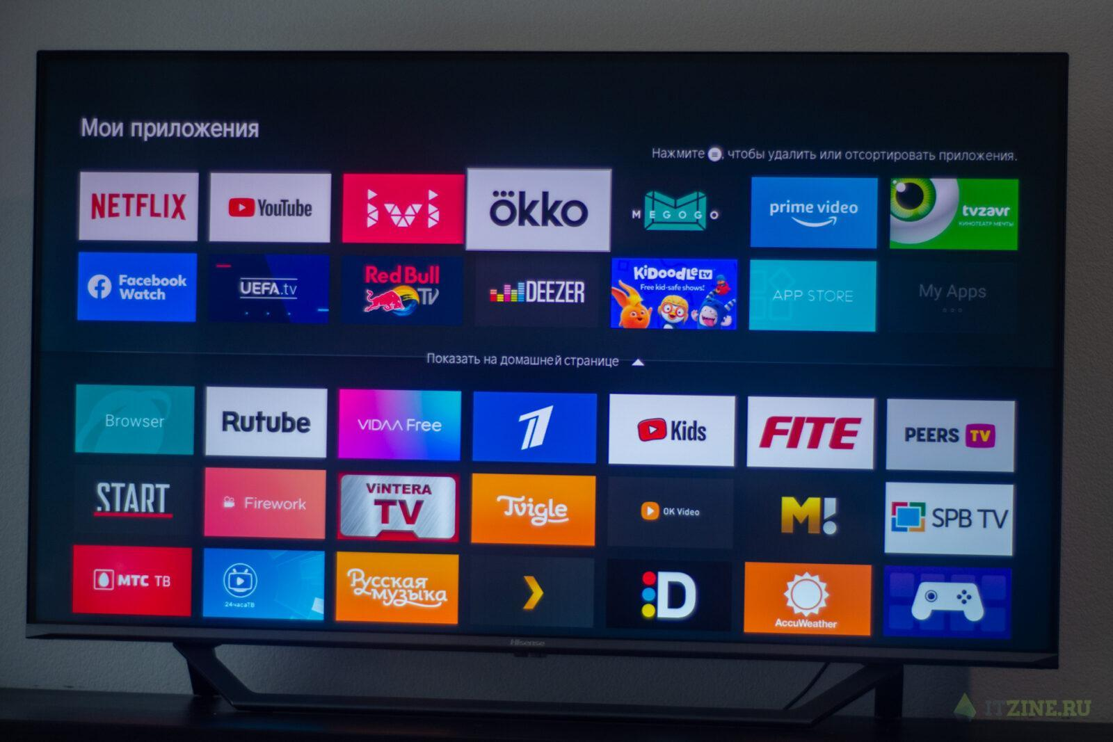 """Обзор телевизора Hisense A7500F 43"""". Выгодная покупка (Hisense TV 27)"""