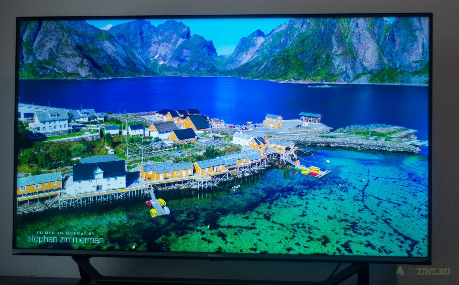 """Обзор телевизора Hisense A7500F 43"""". Выгодная покупка (Hisense TV 29)"""
