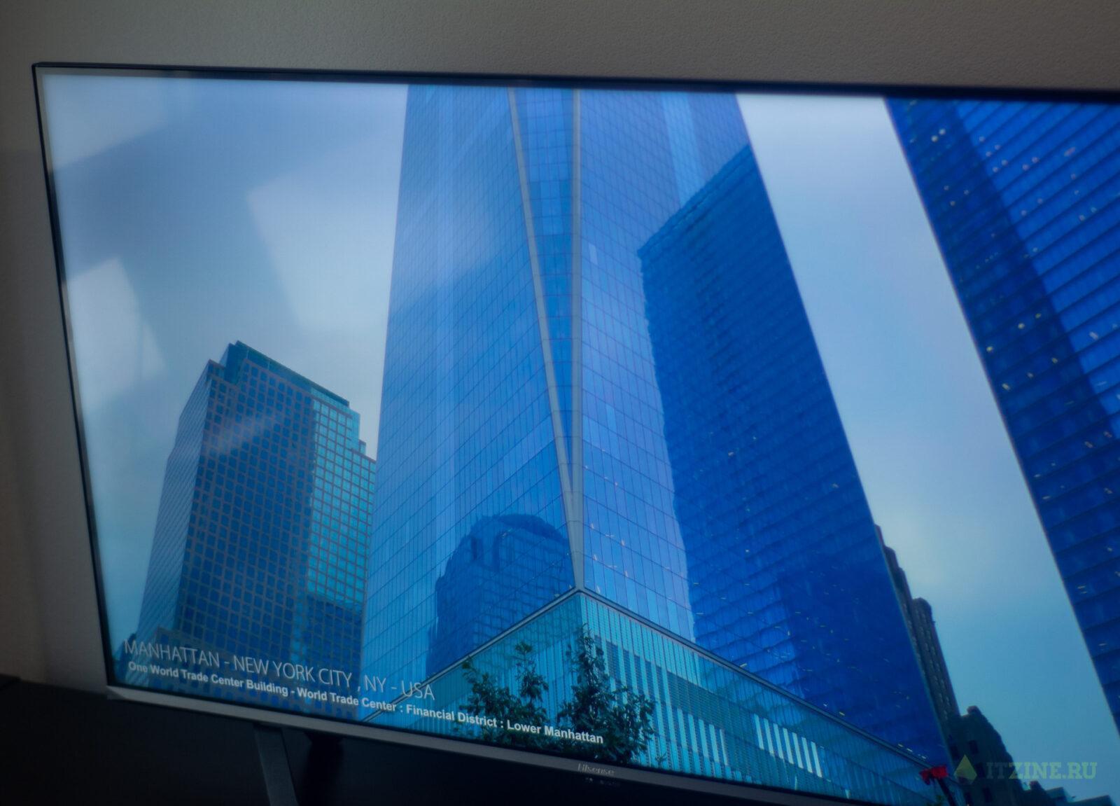 """Обзор телевизора Hisense A7500F 43"""". Выгодная покупка (Hisense TV 31)"""