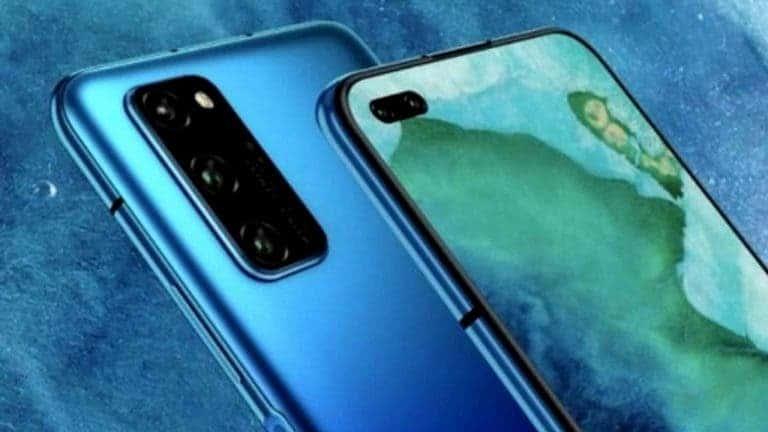 Теперь смартфоны Honor будут делать на Qualcomm Snapdragon (Huawei P50 imafs 768x432 1)