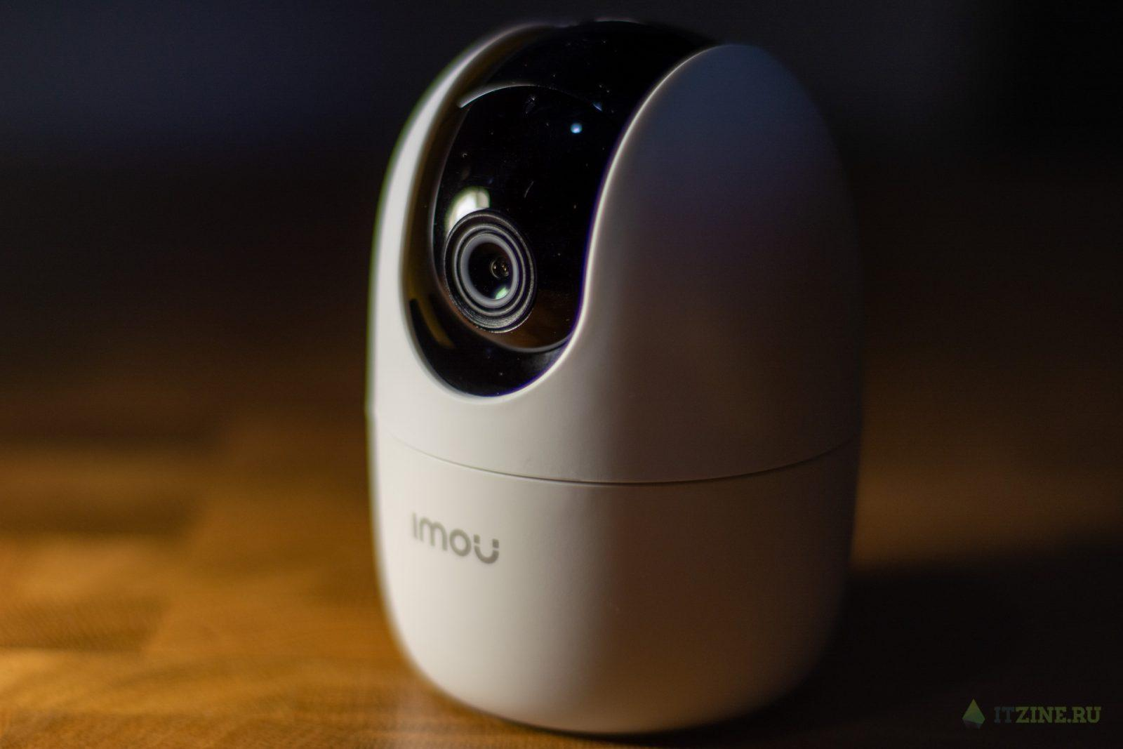 Обзор камеры IMOU Ranger 2. Дом под присмотром (Imou Ranger2 06)