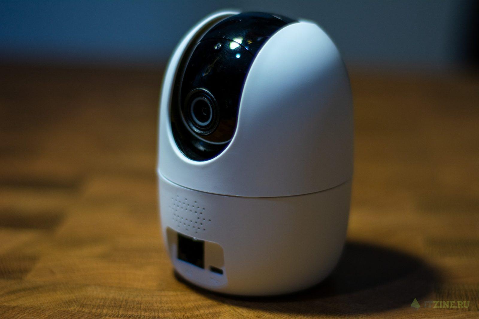 Обзор камеры IMOU Ranger 2. Дом под присмотром (Imou Ranger2 09)