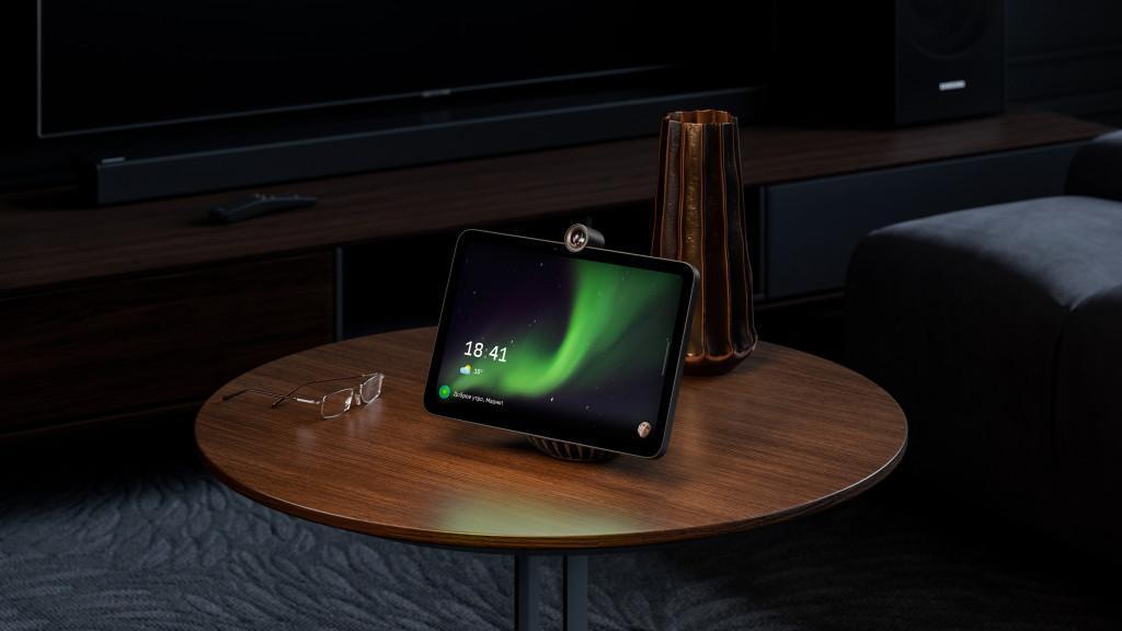 Сбер запустил продажи SberPortal, умного экрана с ассистентами (LtEhSn YiuA 1)