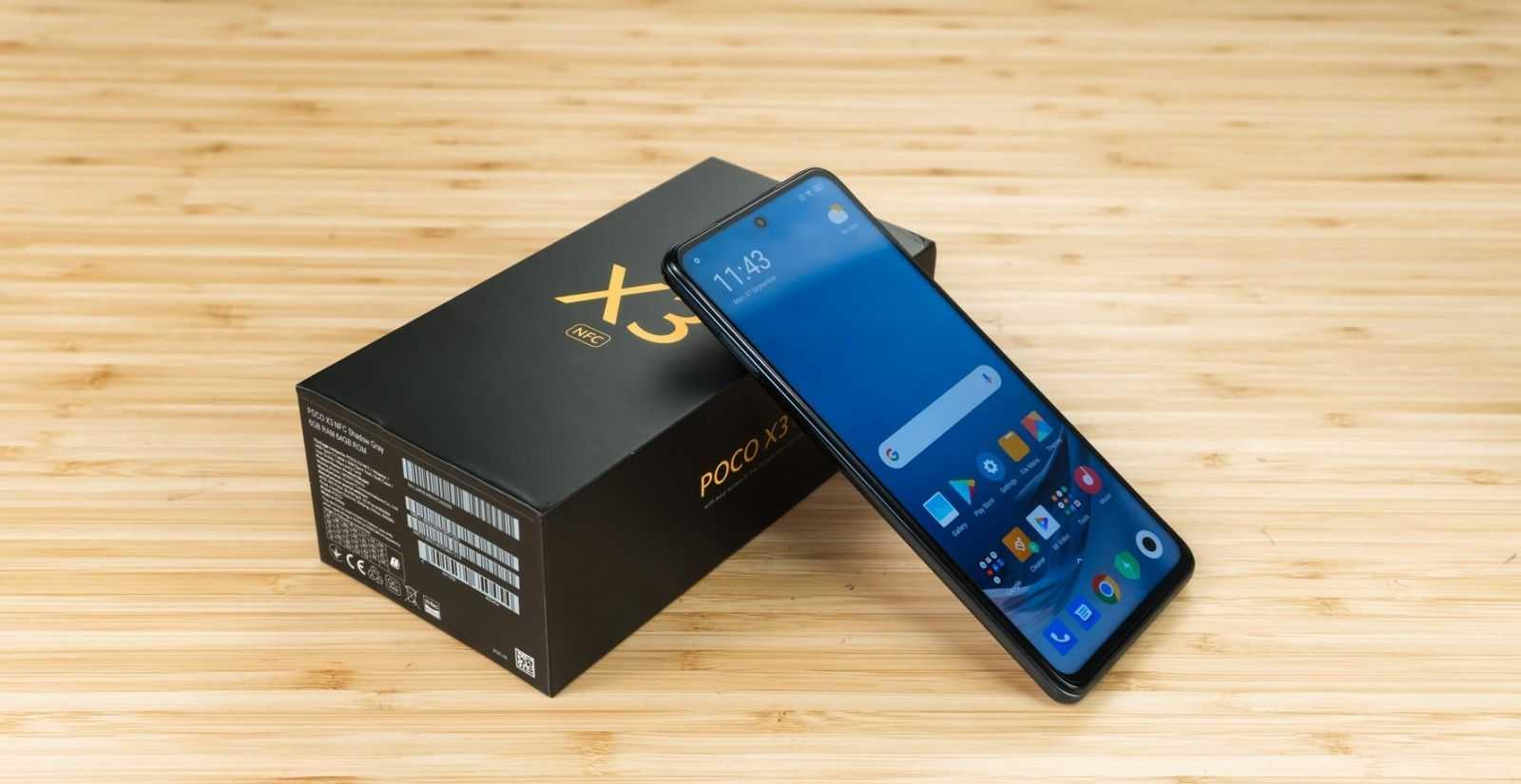 Топ-5 смартфонов с AliExpress на Новый год (POCO X3 NFC010)