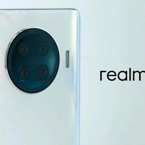 Флагман Realme Race на Snapdragon 888 станет первым смартфоном новой линейки компании (Realme Race 3)