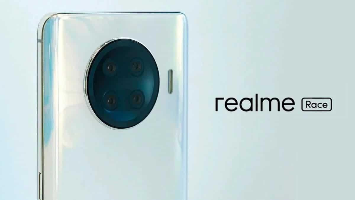 Флагман Realme Race на Snapdragon 888 станет первым смартфоном новой линейки компании (Realme Race)