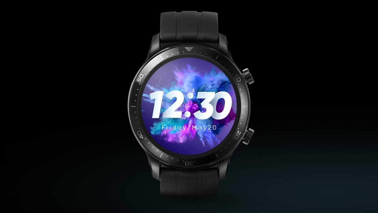 Раскрыты ключевые характеристики Realme Watch S Pro (Realme Watch S Pro)