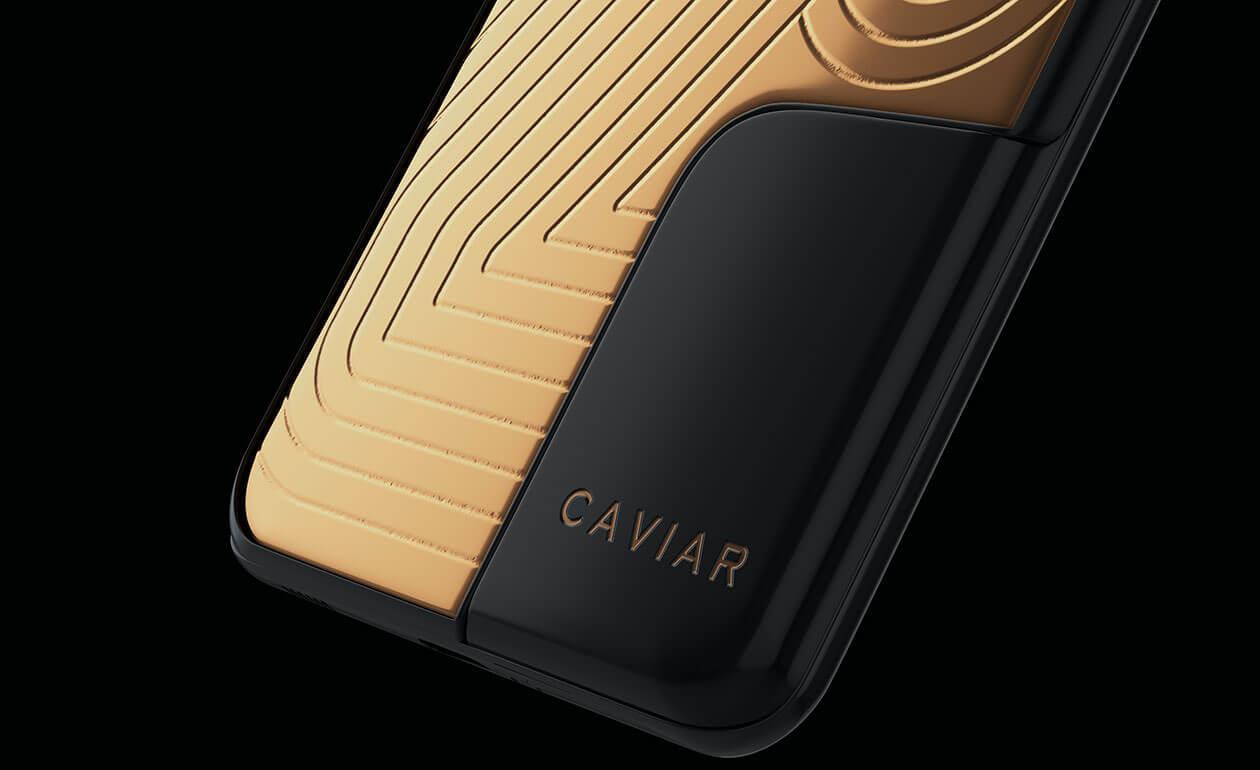 Caviar выпустила флагман Samsung Galaxy S21 Ultra за 5 млн. рублей (SamsungS21 Ultra 8)