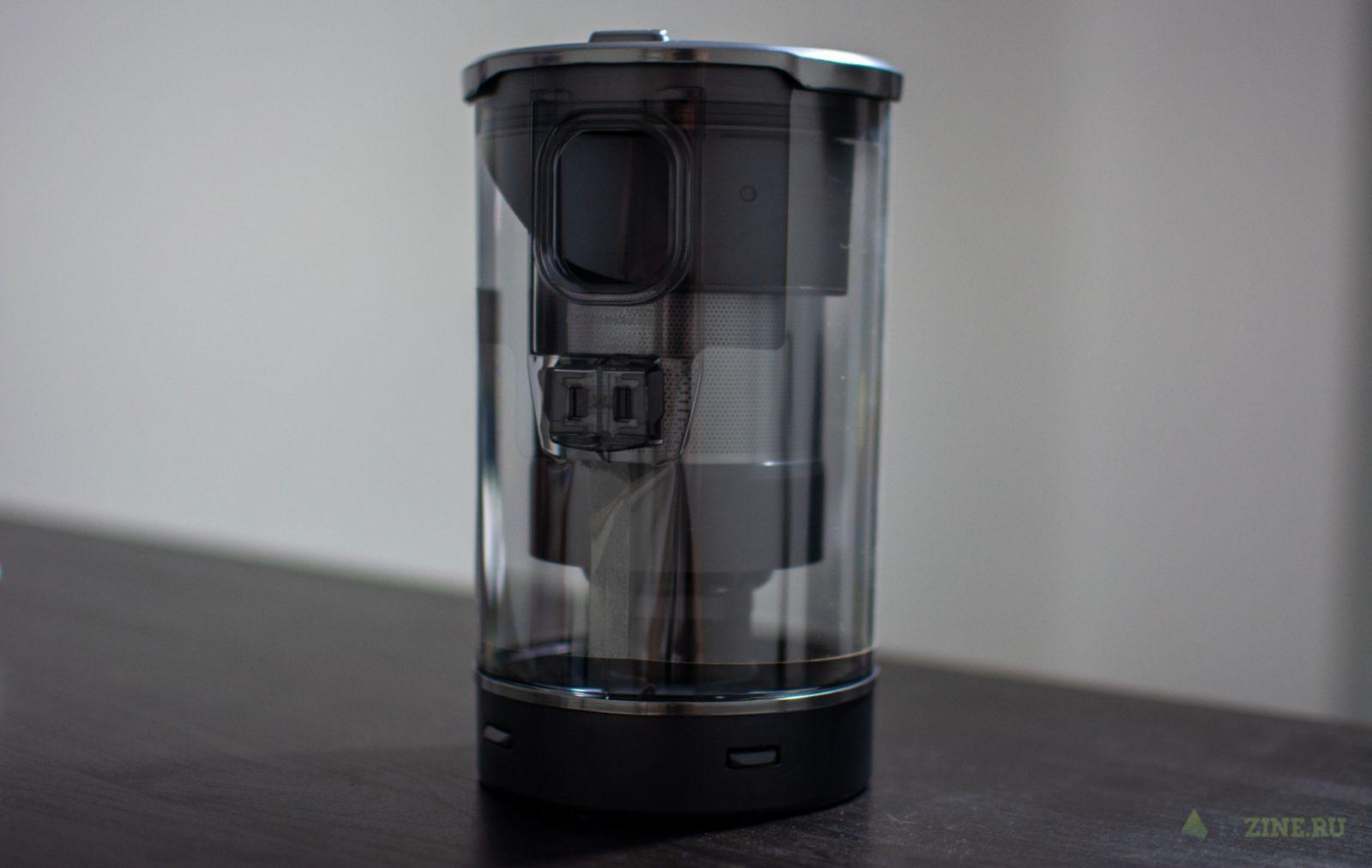 Обзор Samsung Clean Station: сделать квартиру ещё чище (Samsung Clean Station 04)