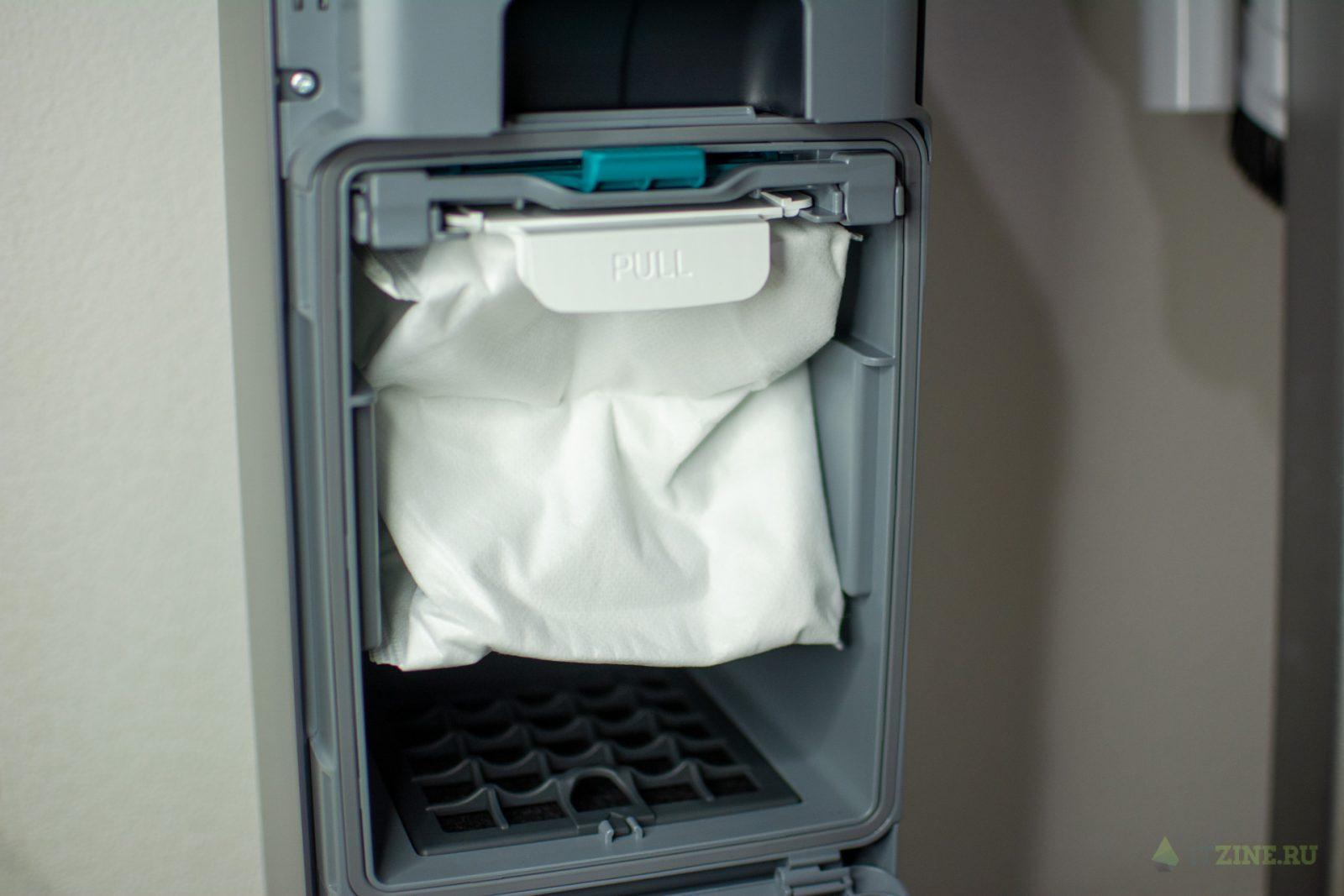 Обзор Samsung Clean Station: сделать квартиру ещё чище (Samsung Clean Station 05)