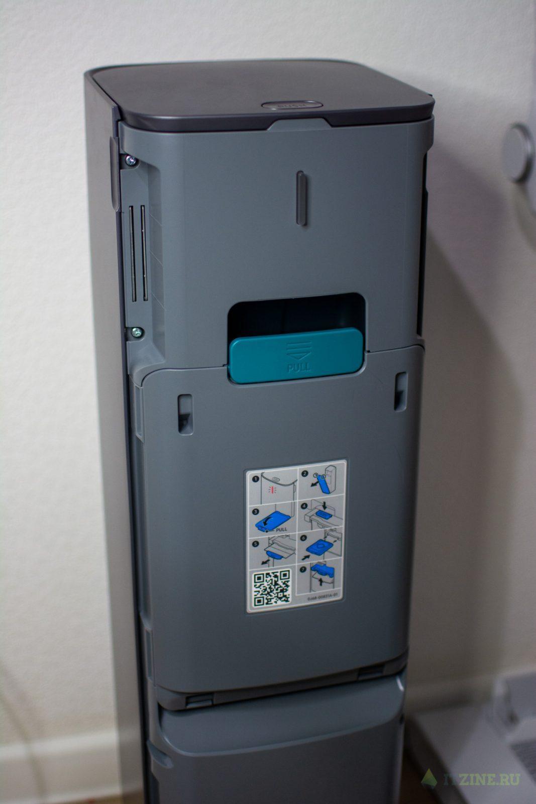 Обзор Samsung Clean Station: сделать квартиру ещё чище (Samsung Clean Station 09)