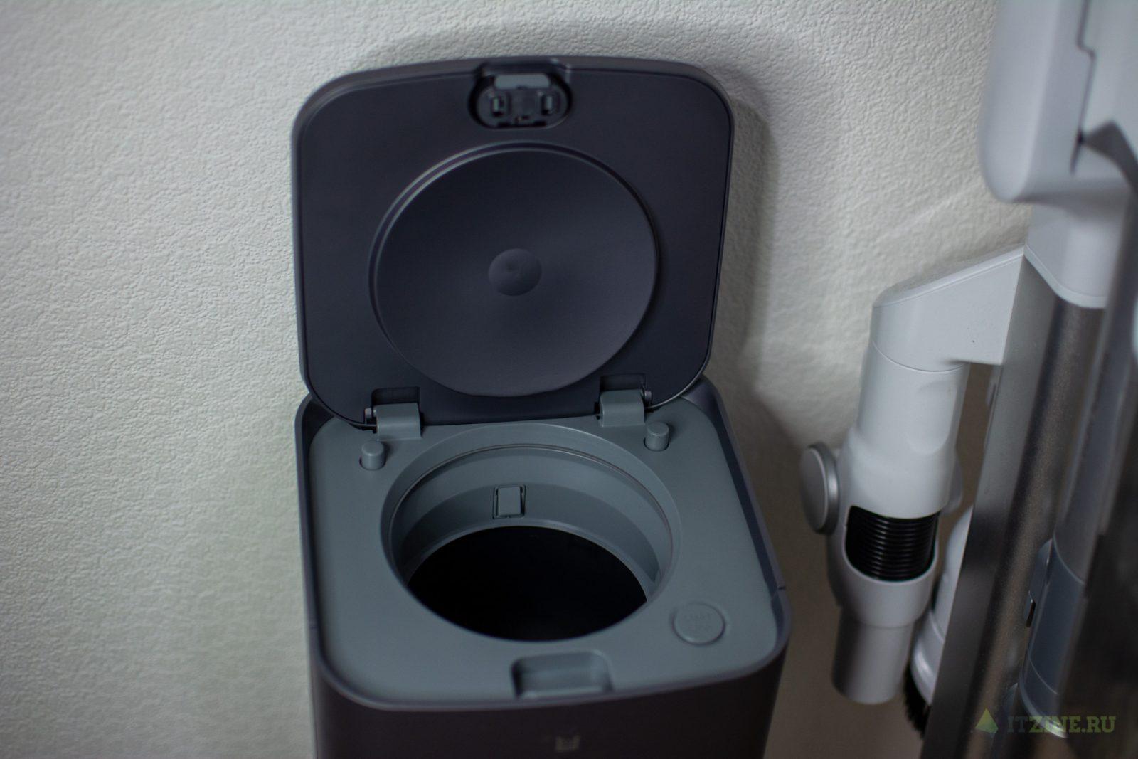 Обзор Samsung Clean Station: сделать квартиру ещё чище (Samsung Clean Station 12)