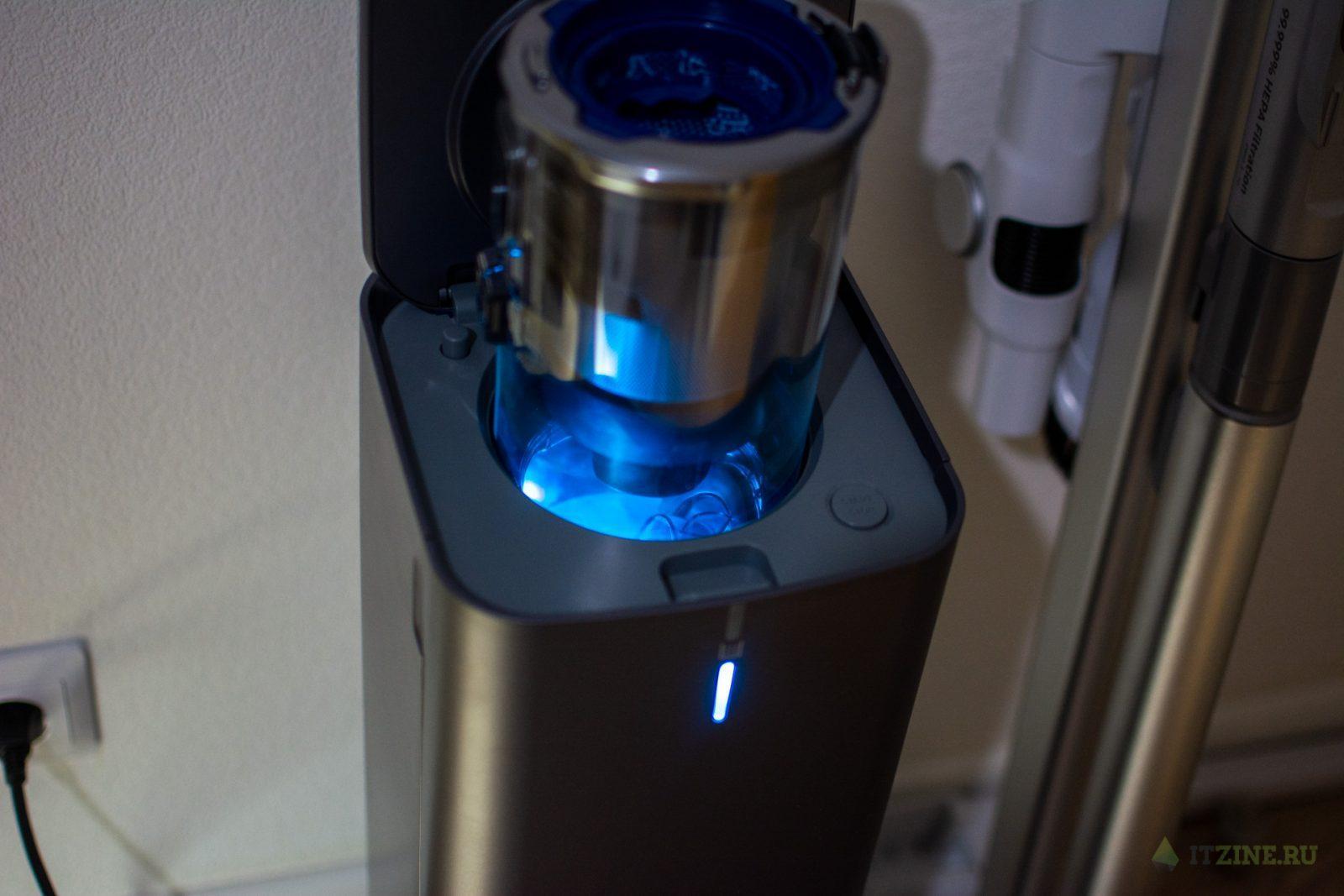 Обзор Samsung Clean Station: сделать квартиру ещё чище (Samsung Clean Station 22)