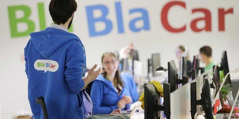 BlaBlaCar ввёл плату за бронирование места в машине (TASS 12428860)