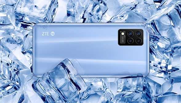 Компания ZTE представила смартфон ZTE Blade 20 Pro 5G (ZTE Blade 20 Pro 5G cameras)